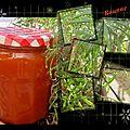 Marmelade d'abricot au romarin (2)