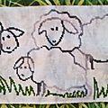 Les 4 moutons