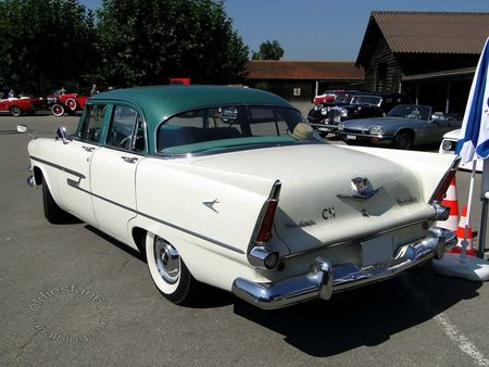 dodge kingsway custom, 1956, osmt zug 2012 4