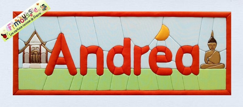 ANDREA Bannière