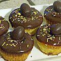 Cupcake de paques