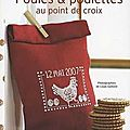 Point de croix : pochette