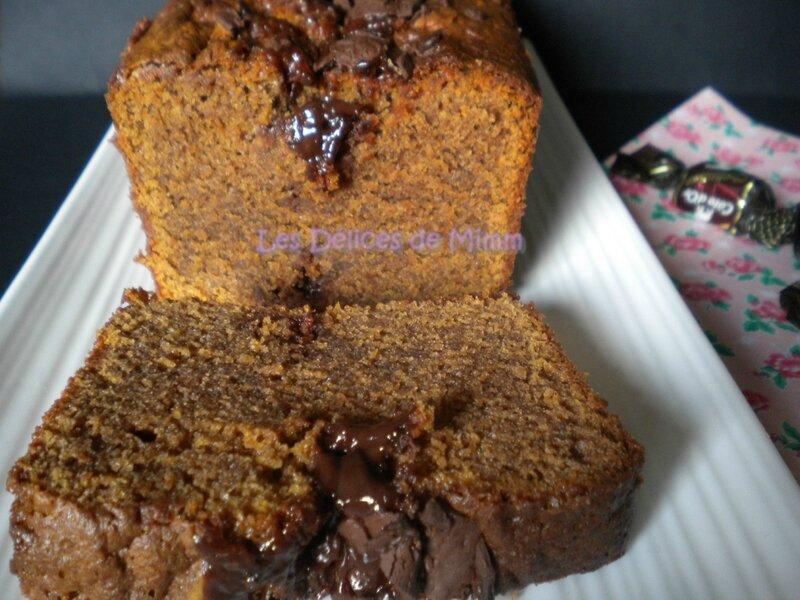 Mon cake aux Chokotoff dans le magazine Delhaize 7