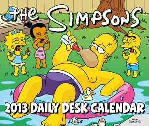 The Simpsons Block 2013