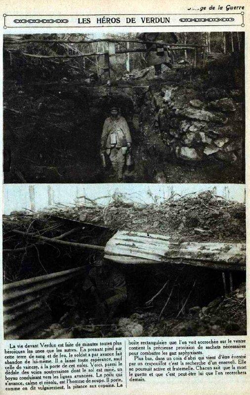 Les héros de Verdun