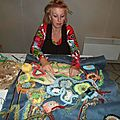 Ma passion l art textile et la broderie contemporaine