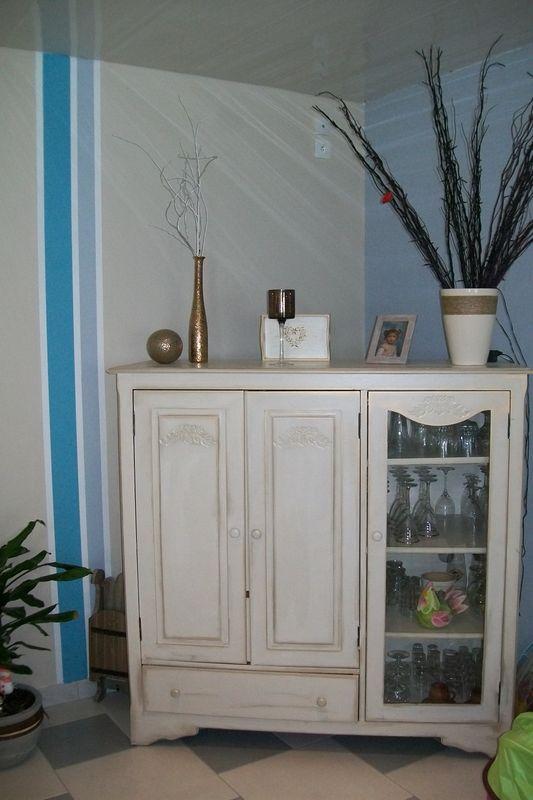 meuble et mur st phanie et l onore d co. Black Bedroom Furniture Sets. Home Design Ideas