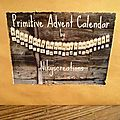 Grille NIKYSCREATION NKC11 Attention Calendrier ***