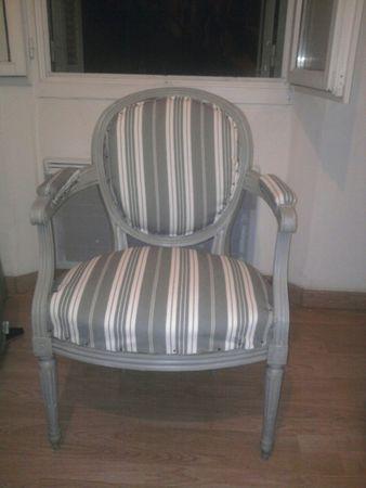 mobilier table galon tapissier pour fauteuil. Black Bedroom Furniture Sets. Home Design Ideas