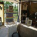 Exposition marché nature à damvix - marais poitevin