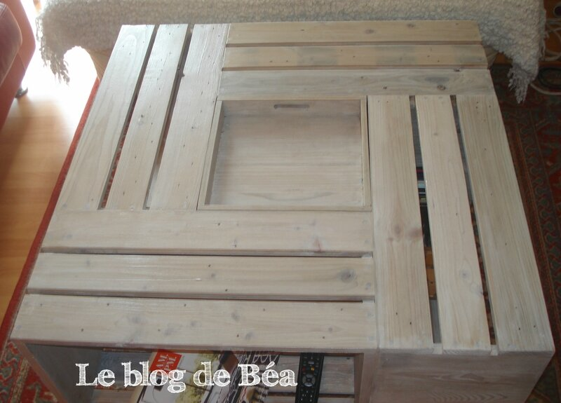Pas À Pas : Table Basse Bar - Le Blog De Béa