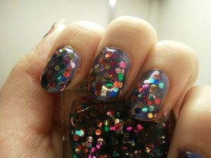Glitter Galaxy Americain Apparel (4)