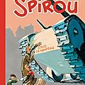 spirou sous le manteau n°1 collection