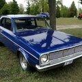 Dodge dart 170 2door sedan-1966