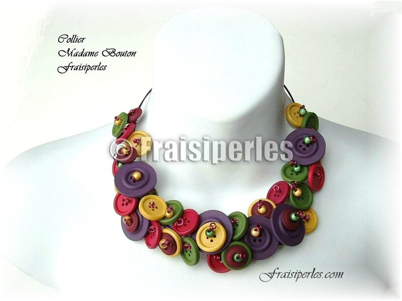Collier Madame Bouton copy