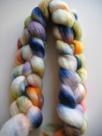 teinture alimentaire fibres agneau NZ 005