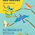 1 Le chant des oiseaux chez Salvator éditions