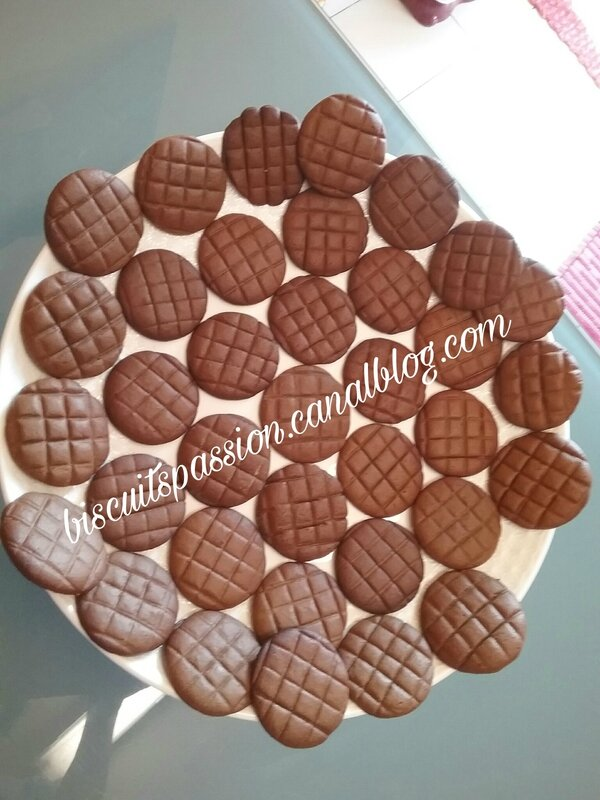 Biscuits anciens à la mélasse, gingembre et épices 086