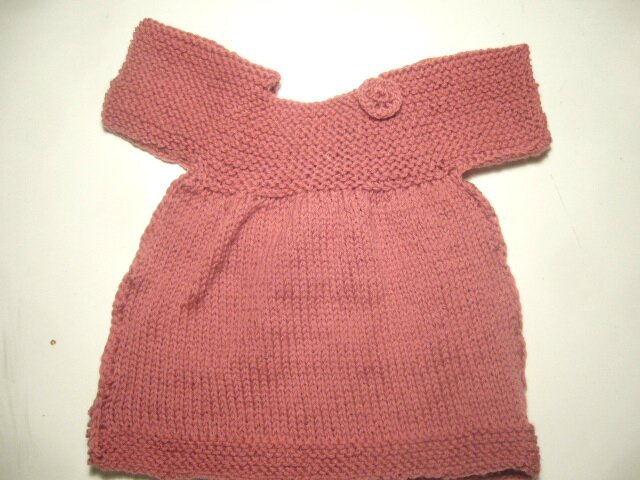 robe poupee