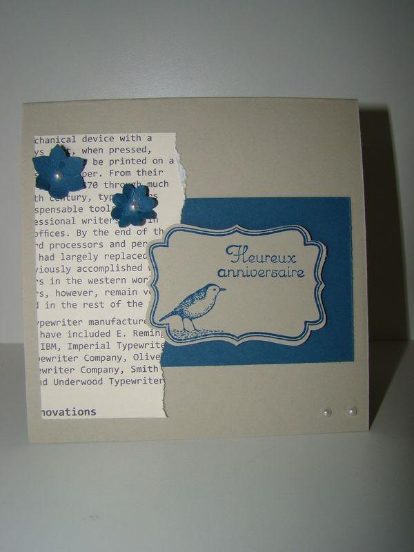Carte anniversaire fait main tous les messages sur carte anniversaire fait main stamp 39 ebullition - Carte anniversaire fait main ...