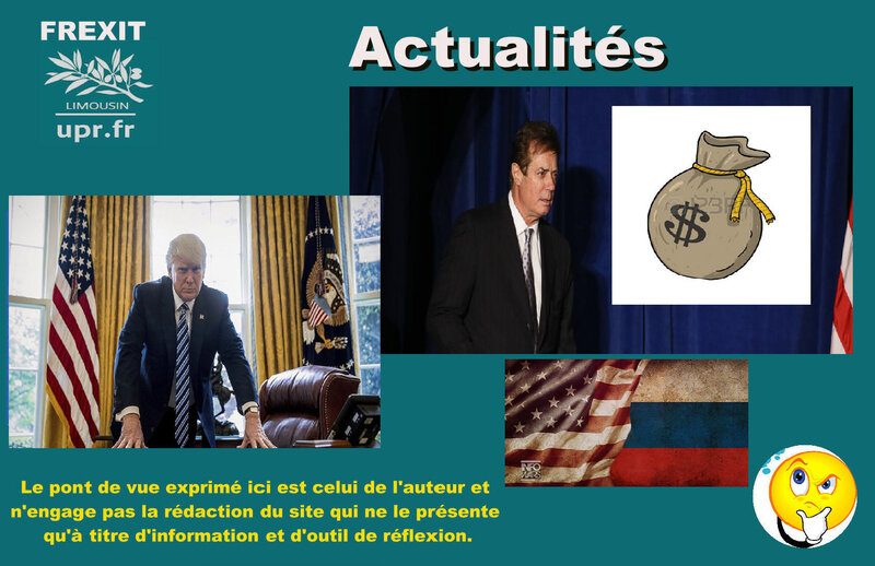 ACT TRUMP RUSSIE