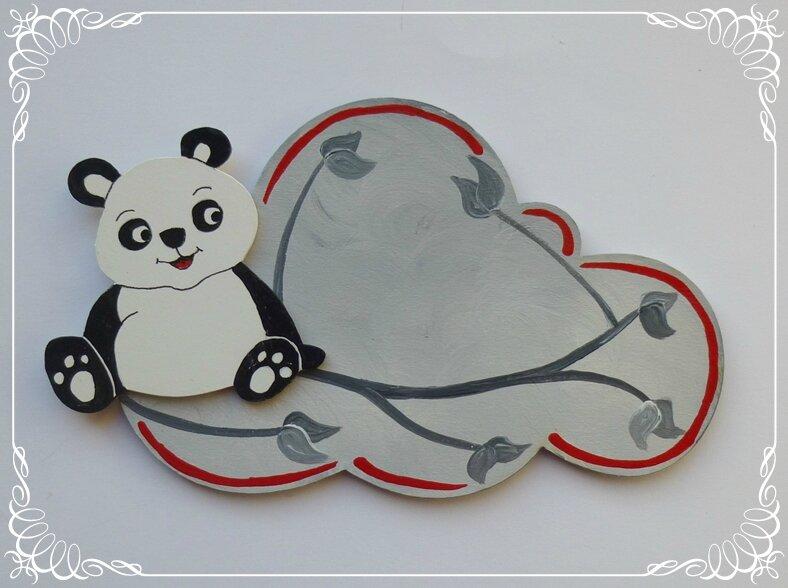 plaque panda2