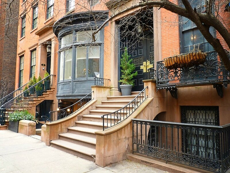 the west village NY city b