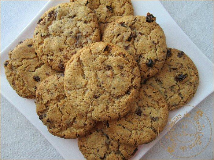 cookies chocolat - baies de goji 2