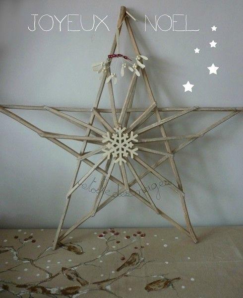 étoile noel 1