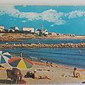 Sète - plage de la corniche