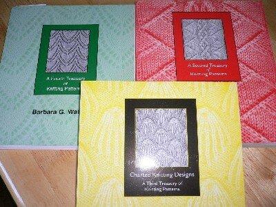 Treasury of knitting Vol 2-3-4