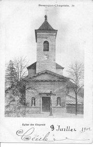 vieille église des chaprais