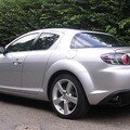 MAZDA - RX8 231ch Performance Pack Sunlight Silver - 2005