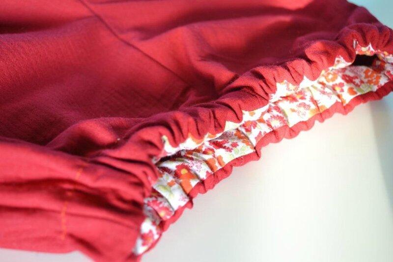 tenue yael tissu caro à plat (40)