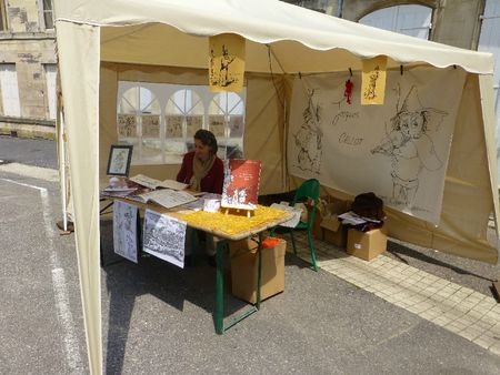 Bar le Duc stand 0