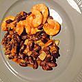 Chili crevettes