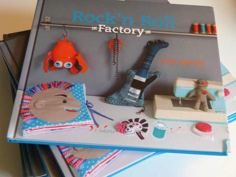 Rock'n roll Factory, le livre (5)