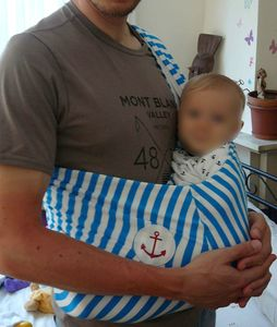 Porte bébé 1