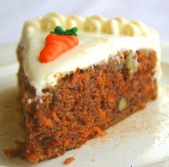 gateau carotte