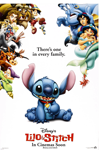 Lilo &amp; Stitch affiche americaine