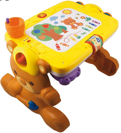 Do you speak ou do you draw cadeau dedans une for Bureau vtech