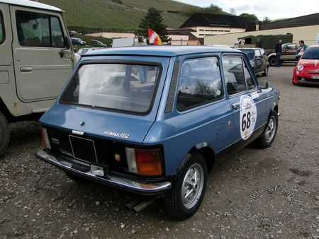 autobianchi a112 abarth 70hp 1975 bourse de soultzmatt 2012 4