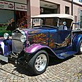 FORD Model A roadster pick-up Hot Rod 1931 Gundelfingen (1)