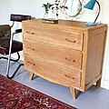 Commode vintage pieds compas bliss