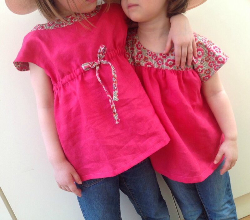 Ice Cream Tunic and Roller Skate Tunic - Lou&Jo (4)