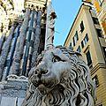 Gênes - genova : la splendeur du passé