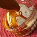 Glace au thé noir à la cannelle (sans crème avec cuisson)