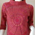 Pinwheel Pullover