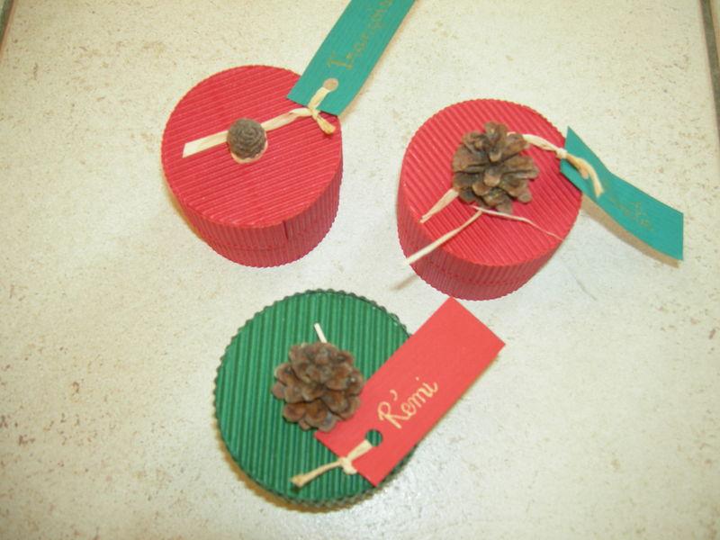 Extrêmement Boites de Noël - Brind'cadres CX94
