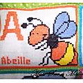 alphabet des animaux abeille